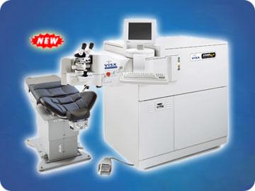 最新一代准分子激光治疗系统―美国威视S4-IR